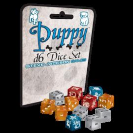 Steve Jackson Games Puppy D6 Dice Set