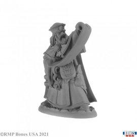 Damras Deveril, Wizard