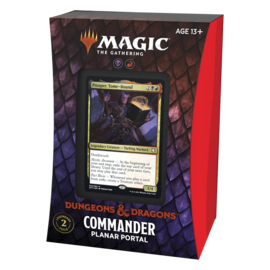 Planar Portal Forgotten Realms Commander Deck