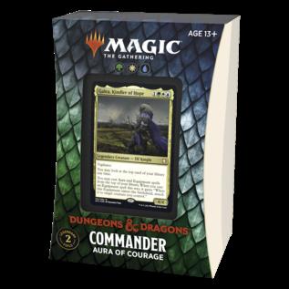 Adventures in the Forgotten Realms Commander Deck 4 Pack