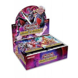King's Court Booster Box (Limit 1)
