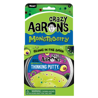 Crazy Aaron's Thinking Putty Monstrosity Thinking Putty