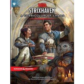 Strixhaven: Curriculum of Chaos (Nov 16th)