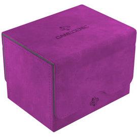 Sidekick 100+ Card Purple Convertible Deck Box