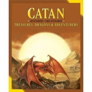 Catan: Treasures, Dragons, & Adventures