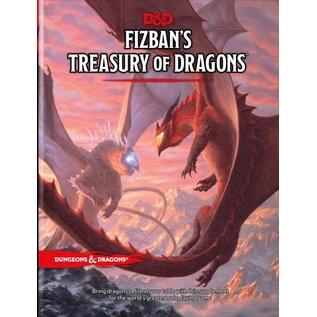 Fizban's Treasury of Dragons (Oct 19th)