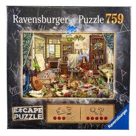 Ravensburger The Artist's Studio Escape Puzzle