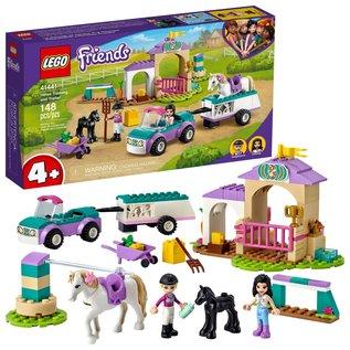 LEGO 41441 LEGO® Friends Horse Training and Trailer
