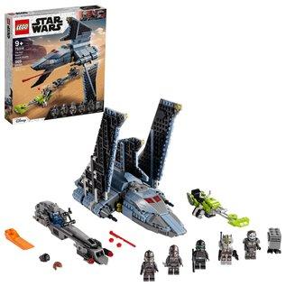 LEGO 75314 LEGO® Star Wars™ The Bad Batch™ Attack Shuttle