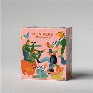 More Monikers
