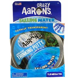 Crazy Aaron's Thinking Putty Falling Water Thinking Putty Mega Tin