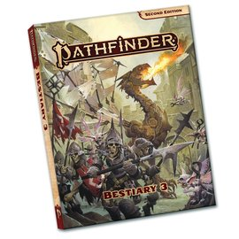 P2 Pathfinder Bestiary 3 Pocket