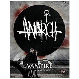 Vampire The Masquerade: Anarch Sourcebook