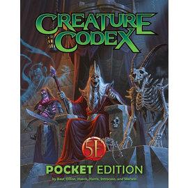 Creature Codex Pocket