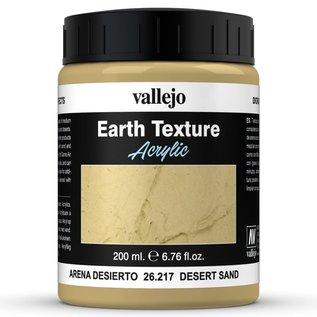 Earths Desert Sand