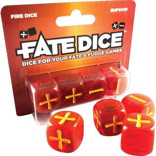 Fire Fate Dice
