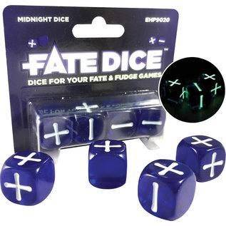 Midnight Fate Dice