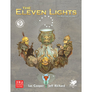 HeroQuest The Eleven Lights