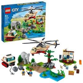 LEGO 60302  LEGO® City Wildlife Rescue Operation