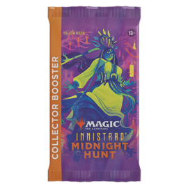 Innistrad Midnight Hunt Collector Booster Pack