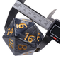 Goblin Dice Black Pearl 55mm Mega D20