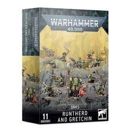 Warhammer 40K Runtherd & Gretchin