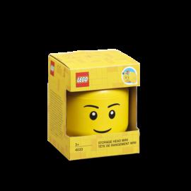 LEGO 40331724 LEGO Storage Head Mini Boy