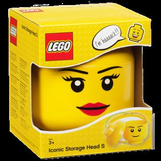 LEGO 40311725 LEGO Storage Head Small Girl