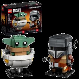 LEGO 75317 LEGO® BrickHeadz™ Star Wars™ The Mandalorian™ & The Child