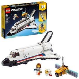 LEGO 31117 LEGO® Creator 3in1 Space Shuttle Adventure