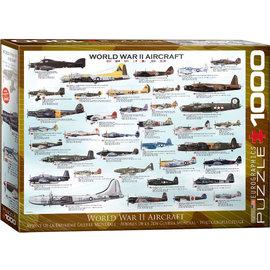 Eurographics World War II Aircraft