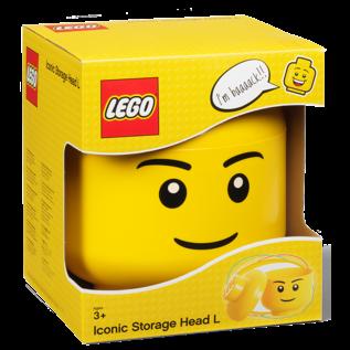 LEGO 40321724 LEGO Storage Head Large Boy