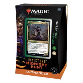 Coven Counters Commander Deck