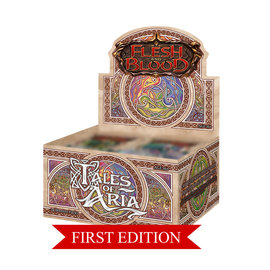 Tales of Aria Booster Box 1st Edition (Limit 1)