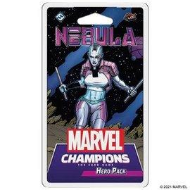 Fantasy Flight Games Marvel Champions: Nebula Hero Pack