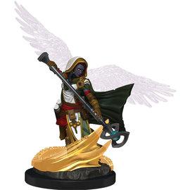 Premium Aasimar Female Wizard