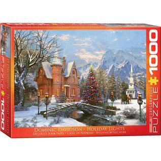 Eurographics Holiday Lights - Davison