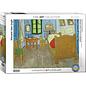 Eurographics Bedroom In Arles - Van Gogh