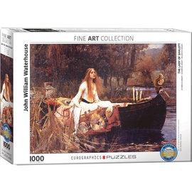 Eurographics The Lady of Shalott - Waterhouse