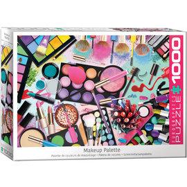Eurographics Makeup Palette