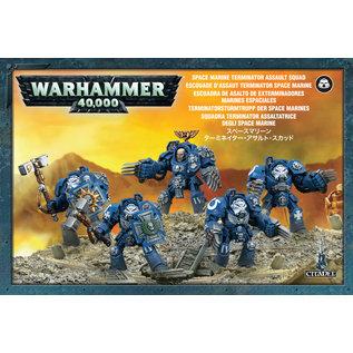 Terminator Assault Squad