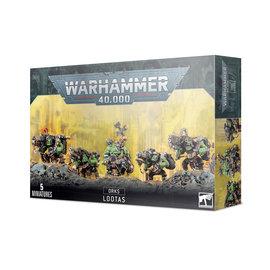 Warhammer 40K Ork Lootas