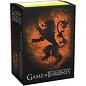 Dragon Shield 100 Brushed Art Lannister