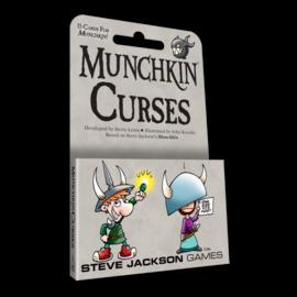 Steve Jackson Games Munchkin Curses