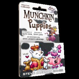 Steve Jackson Games Munchkin Puppies