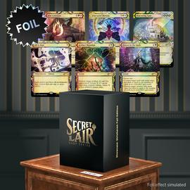 Secret Lair Showcase Strixhaven Foil