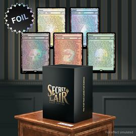 Secret Lair Full Text Lands