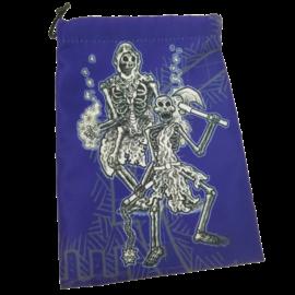 Steve Jackson Games Skeletons Dice Bag