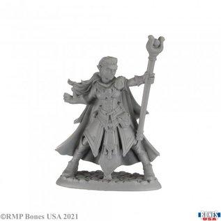 Alaedril Starbloom, Elf Wizard