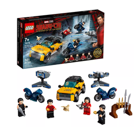 LEGO 76176 LEGO® Marvel Shang-Chi Escape from The Ten Rings